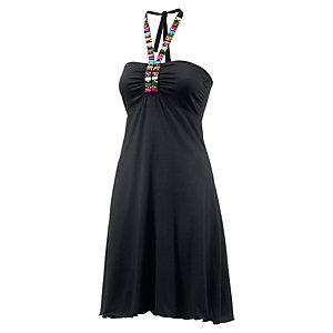 LingaDore Neckholderkleid Damen schwarz