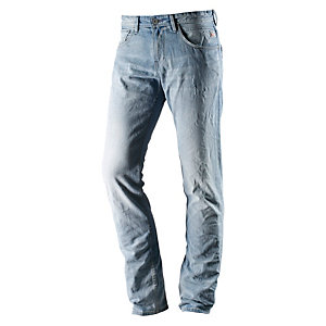 TOM TAILOR Slim Fit Jeans Herren light denim