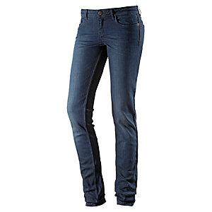 S.OLIVER Sadie Skinny Fit Jeans Damen dark denim