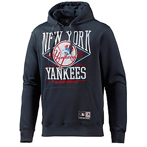 Majestic Athletic NY Yankees Hoodie Herren navy