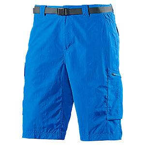 Columbia Silver Ridge Bermudas Herren blau