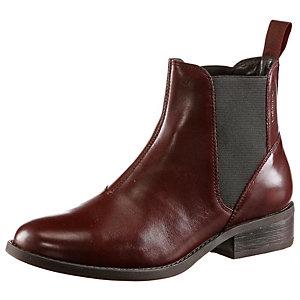 Vagabond Chelsea Boots Damen bordeaux