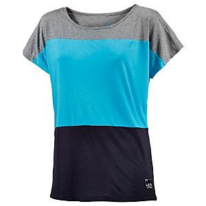 WLD Come to Me T-Shirt Damen türkis/grau/navy