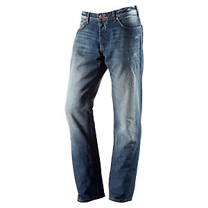 LTB Straight Fit Jeans Herren blue denim