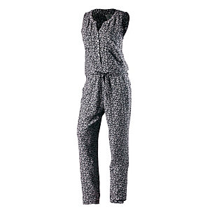 TOM TAILOR Jumpsuit Damen navy