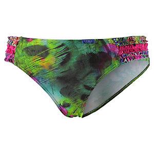 Cyell Bikini Hose Damen grün/bunt