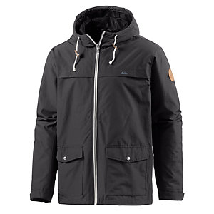 Quiksilver The Wanna Kapuzenjacke Herren schwarz
