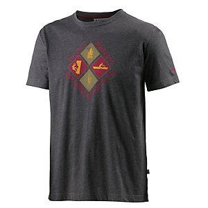 OCK Tshirt - Games Printshirt Herren schwarz