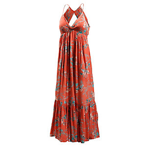 Billabong Dream Escape Maxikleid Damen koralle