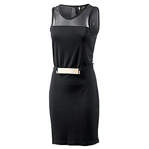 Neighborhood Minikleid Damen schwarz