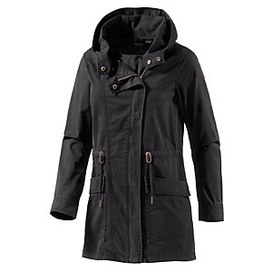 Roxy Cover You Jacket Kapuzenjacke Damen schwarz