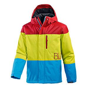 Billabong Rushmore Snowboardjacke Herren blau/gelb/rot