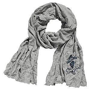 TIMEZONE Schal Damen graumelange