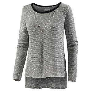 Vans Thieves Strickpullover Damen grau