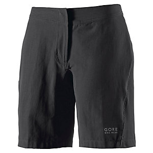 Gore Element Bike Shorts Damen schwarz