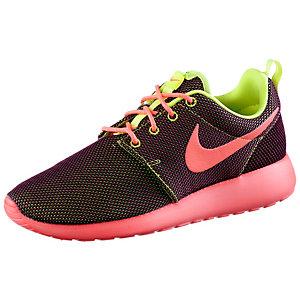 Nike Rosherun Sneaker Damen braun/apricot