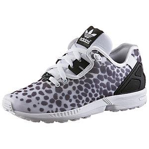 Adidas Flux Weiß Schwarz