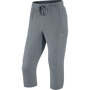 Nike Dri-Fit Touch Trainingshose Herren grau