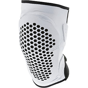 Dainese Soft Skins Knee Guard Knieschoner weiß/schwarz