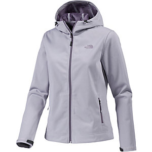 The North Face Durango Softshelljacke Damen grau