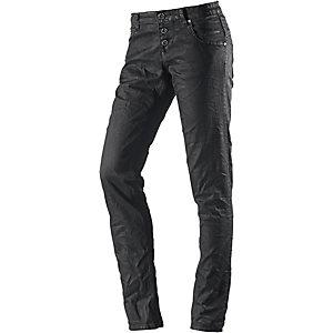 M.O.D Ulla Skinny Fit Jeans Damen black denim