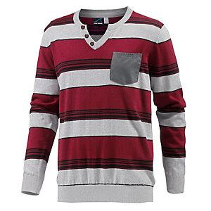 Maui Wowie V-Pullover Herren rot