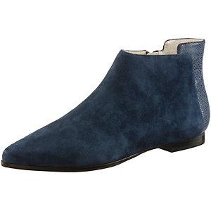Buffalo Chelsea Boots Damen blau