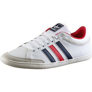 Adidas Sneaker Weiß Rot