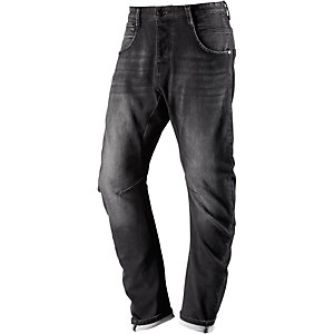 HUMÖR Zuniga Sweat Jeans Herren black denim