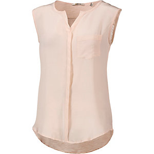 Rich & Royal Kurzarmbluse Damen rose
