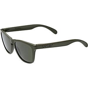 Oakley Frogskin Sonnenbrille dunkelgrau