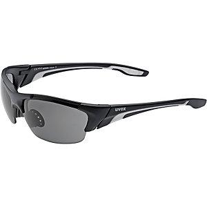 Uvex Blaze III Sportbrille schwarz