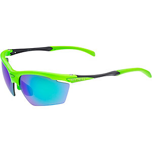 Rudy Project Agon Lime Gloss Multilaser Sportbrille grün