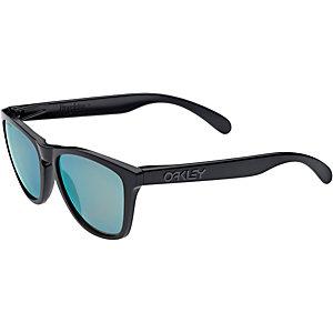 Oakley Frogskin Sonnenbrille schwarz