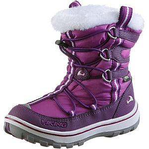 Viking Fonn GTX Winterschuhe Kinder violett