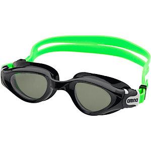 Arena Cruiser soft Schwimmbrille grün/schwarz