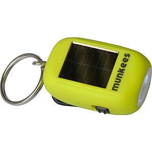 Munkees Mini Solar-Dynamo Taschenlampe Halogen -