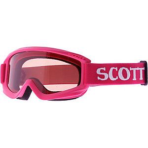 SCOTT Agent Skibrille Kinder pink
