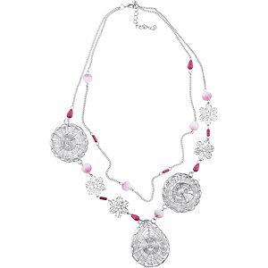 Maui Wowie Chain SilverJI30 Halskette Damen silberfarben