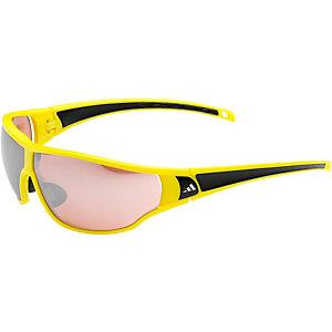 adidas tycane L Sportbrille gelb/schwarz