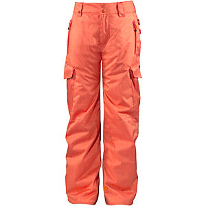 Quiksilver Snowhose Jungen orange