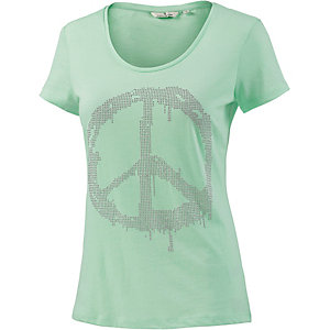 TOM TAILOR T-Shirt Damen mint