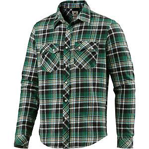 Lee Langarmhemd Herren grün