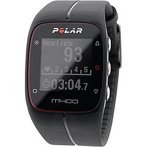 Polar M400 Fitness Tracker schwarz