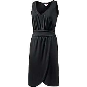 Maui Wowie Jerseykleid Damen schwarz