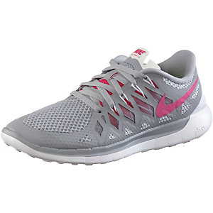 Nike Free Run Damen Grau