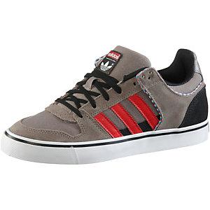 adidas Culver Vulc titan Skaterschuhe grau/rot/schwarz
