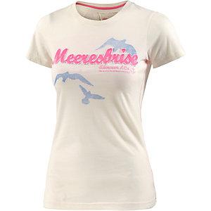 Adenauer&Co. Ruth T-Shirt Damen offwhite