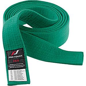 Pro Touch Budogürtel Budo-Gürtel grün