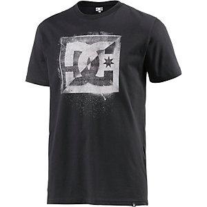 DC Polution T-Shirt Herren schwarz
